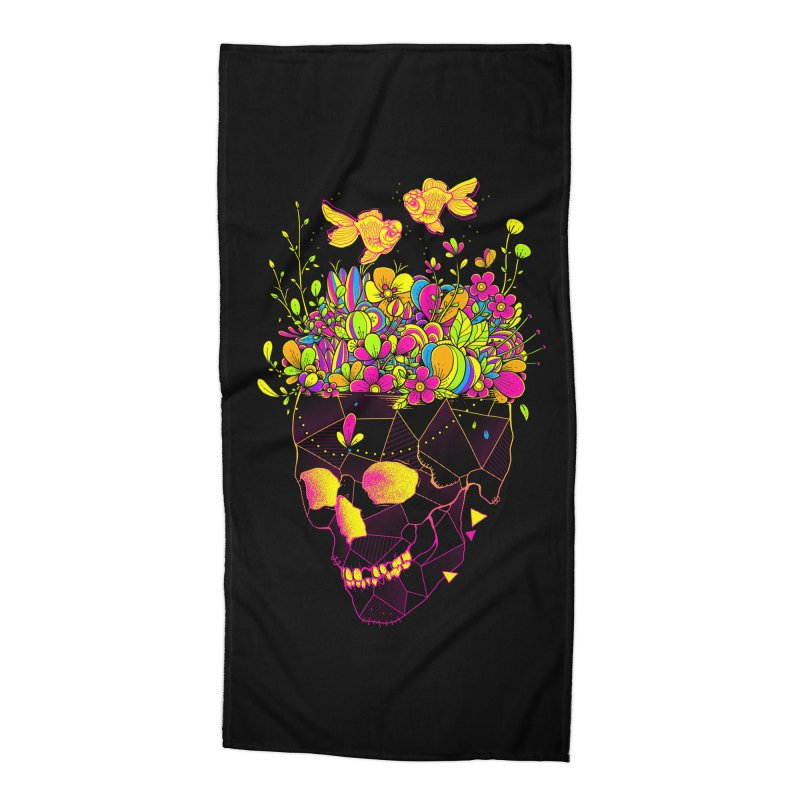 Get Lost With You II Accessories Beach Towel by godzillarge's Artist Shop