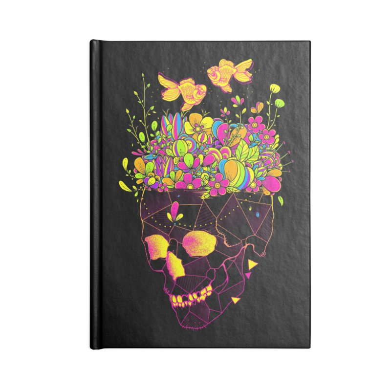 Get Lost With You II Accessories Notebook by godzillarge's Artist Shop