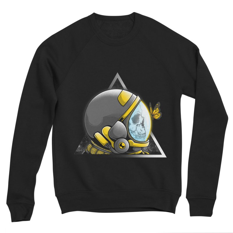 Hello Men's Sponge Fleece Sweatshirt by godzillarge's Artist Shop