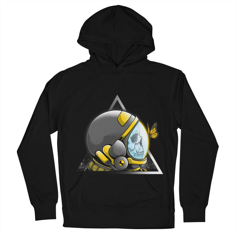 Hello Men's French Terry Pullover Hoody by godzillarge's Artist Shop