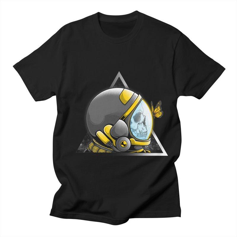 Hello Men's Regular T-Shirt by godzillarge's Artist Shop