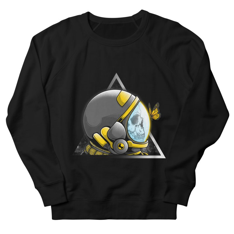 Hello Men's French Terry Sweatshirt by godzillarge's Artist Shop