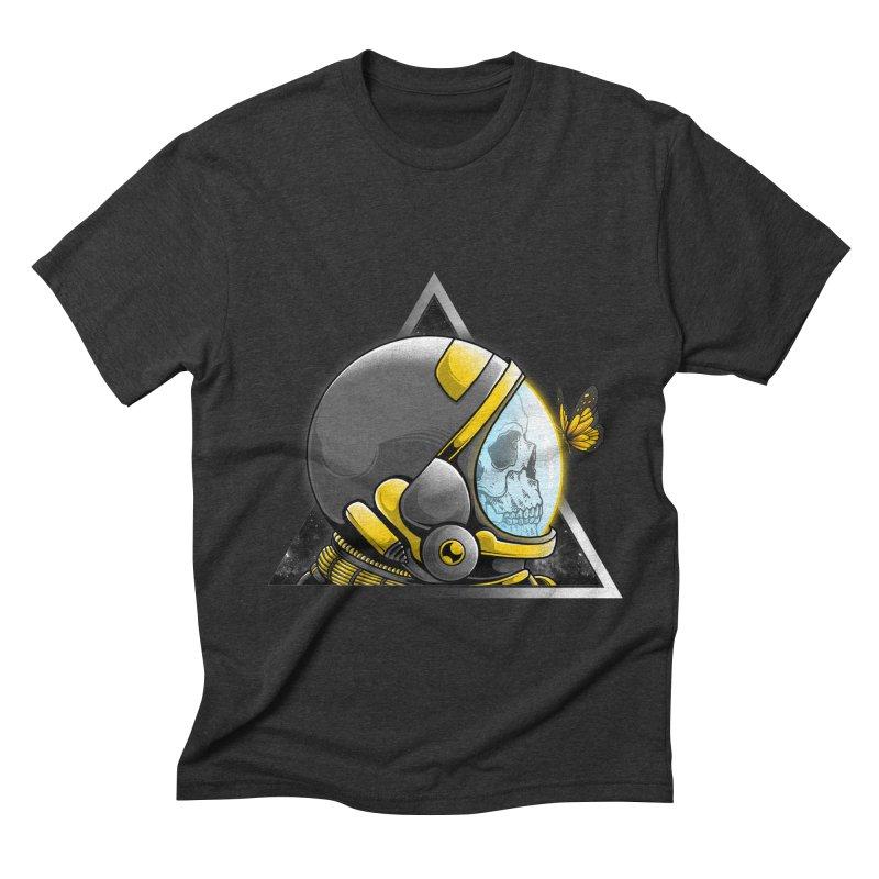 Hello Men's Triblend T-Shirt by godzillarge's Artist Shop