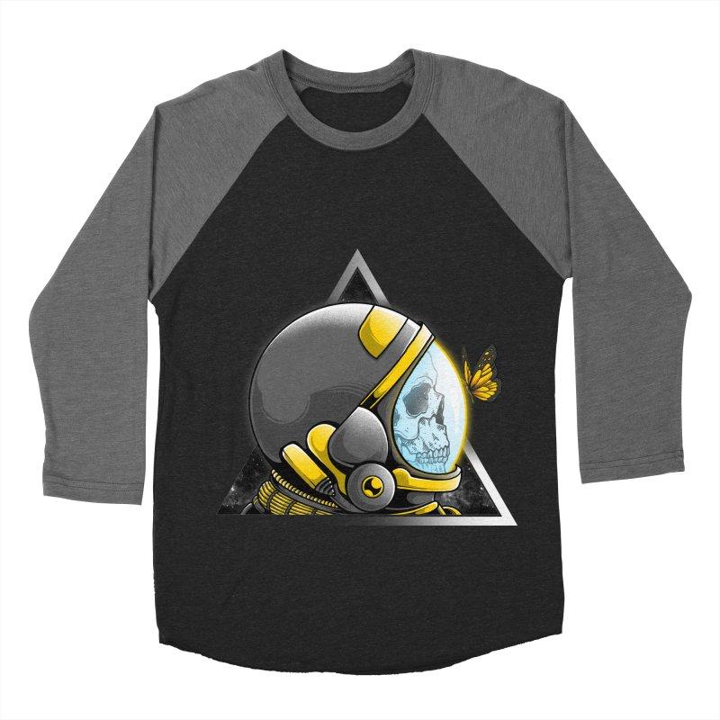 Hello Men's Baseball Triblend Longsleeve T-Shirt by godzillarge's Artist Shop