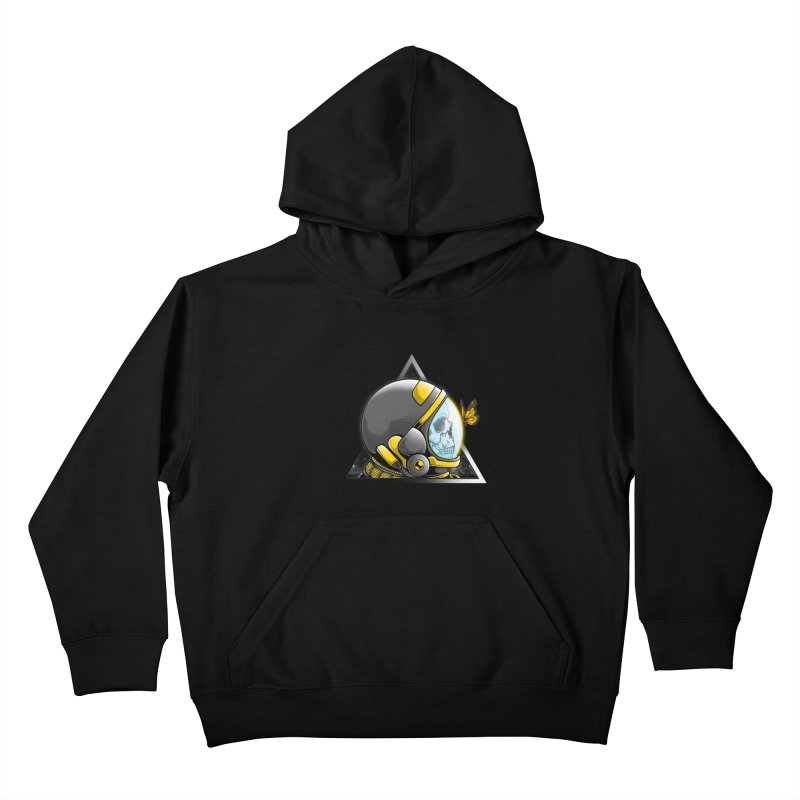 Hello Kids Pullover Hoody by godzillarge's Artist Shop