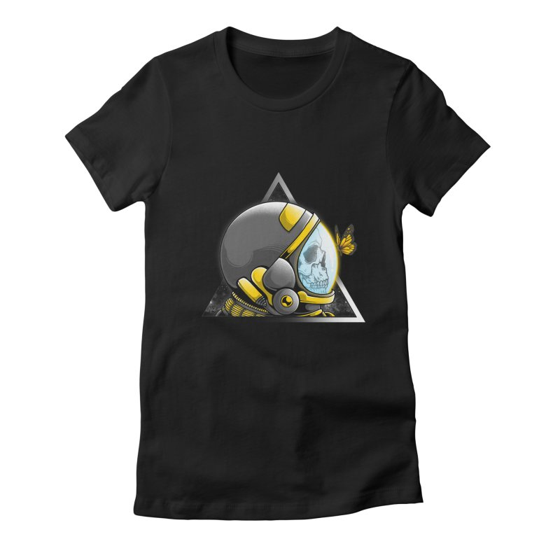 Hello Women's Fitted T-Shirt by godzillarge's Artist Shop