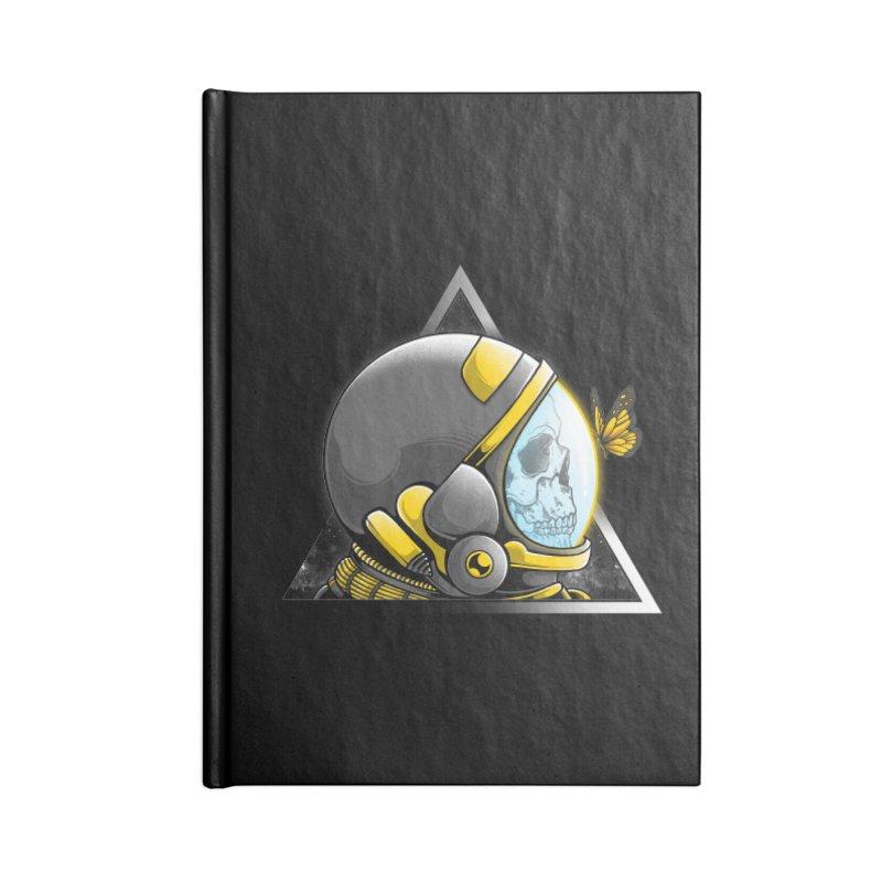 Hello Accessories Notebook by godzillarge's Artist Shop
