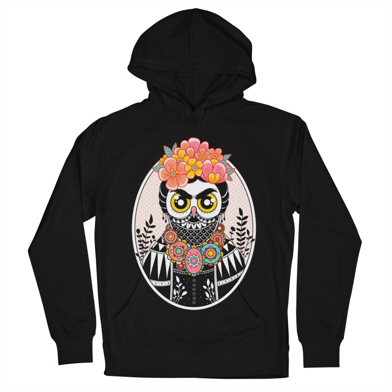 Self-Portrait Women's French Terry Pullover Hoody by godzillarge's Artist Shop