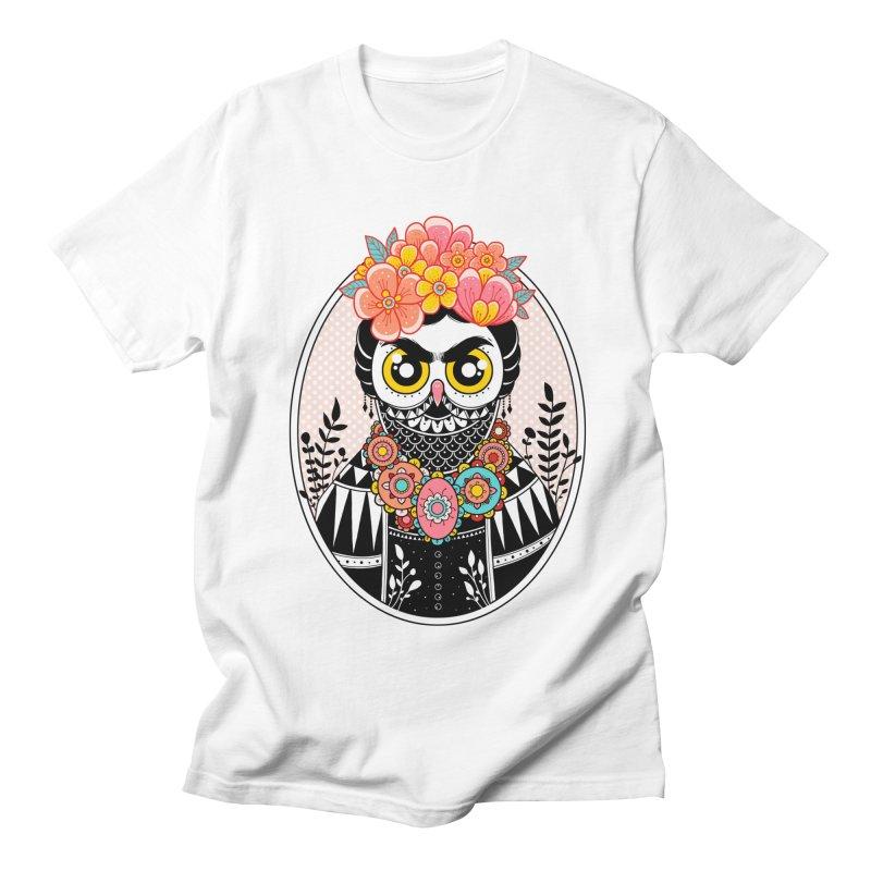 Self-Portrait Men's Regular T-Shirt by godzillarge's Artist Shop
