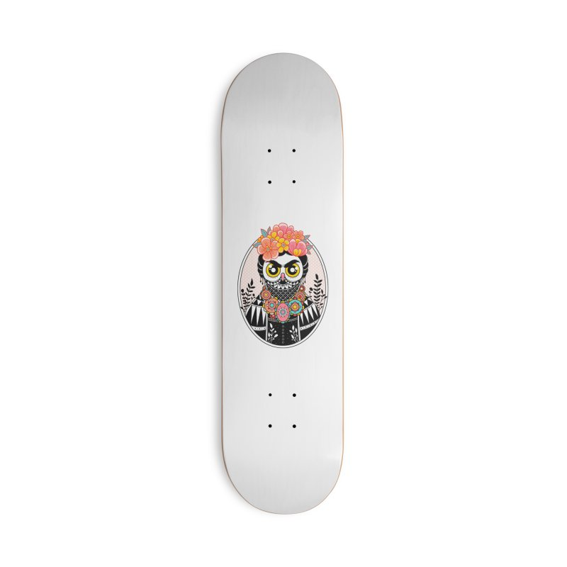Self-Portrait Accessories Deck Only Skateboard by godzillarge's Artist Shop