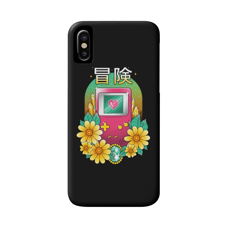 Digital Adventure Accessories Phone Case by godzillarge's Artist Shop