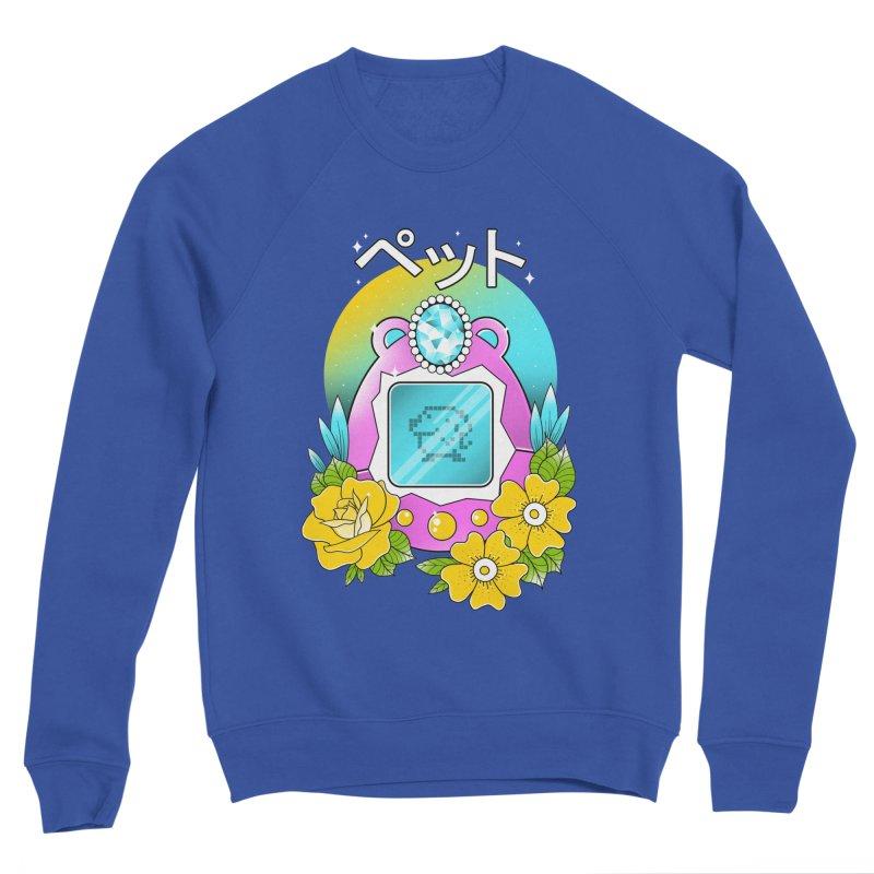 Digital Pet Women's Sponge Fleece Sweatshirt by godzillarge's Artist Shop