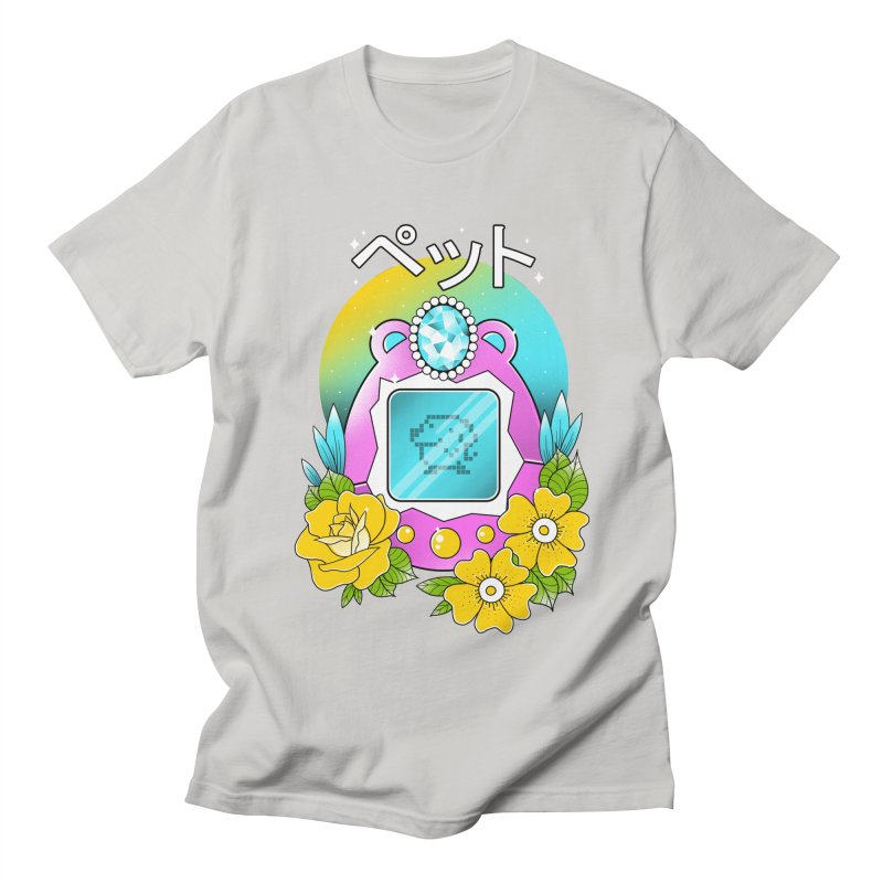 Digital Pet Women's Regular Unisex T-Shirt by godzillarge's Artist Shop