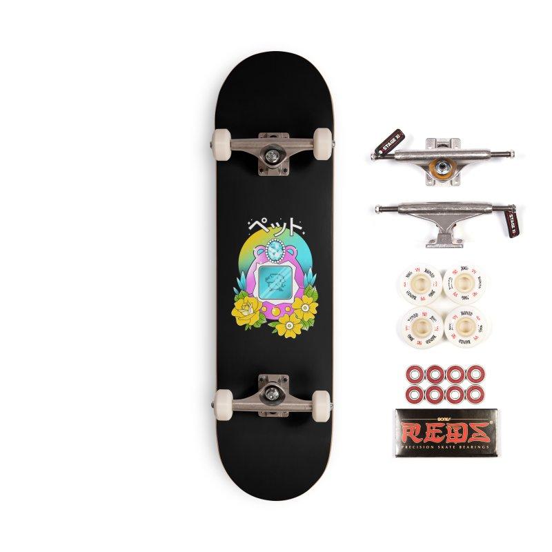 Digital Pet Accessories Complete - Pro Skateboard by godzillarge's Artist Shop