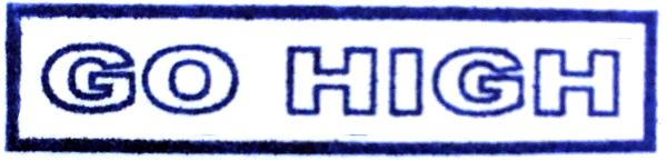 gohighsigns Logo