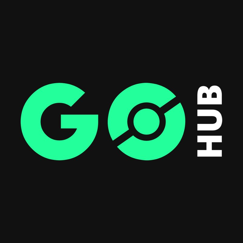 Side logo by GO Hub Shop