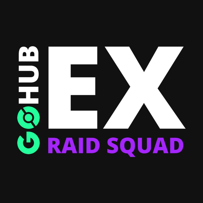 EX Raid squad by GO Hub Shop