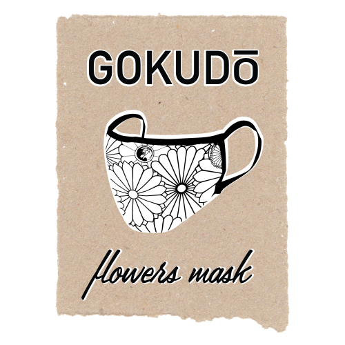 Gokudo-Flowers-Masks
