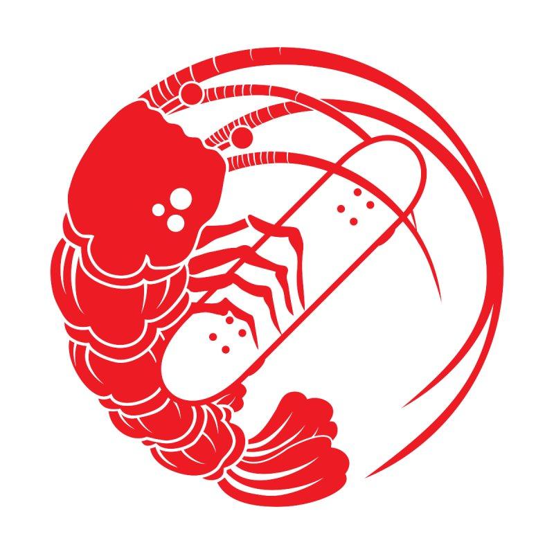 Gokudo Logo Red Accessories Skateboard by Gokuten