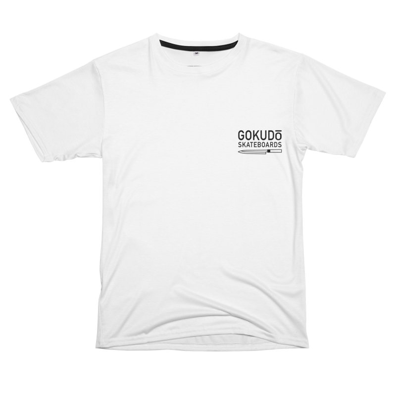 Gokudō Skateboards Classic Men's T-Shirt Cut & Sew by Gokuten