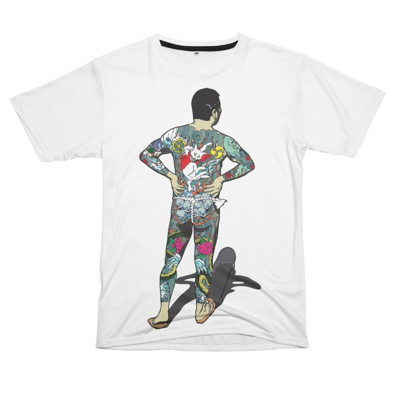 Brother Kawanabe - Enforcer Women's Unisex T-Shirt Cut & Sew by Gokuten