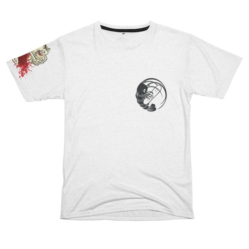 Gokudo X Kyousai FaceOff Men's French Terry T-Shirt Cut & Sew by Gokuten