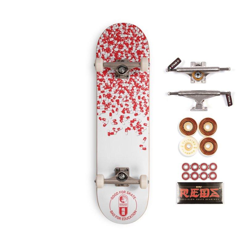 Good For Skate deck Accessories Skateboard by Gokuten