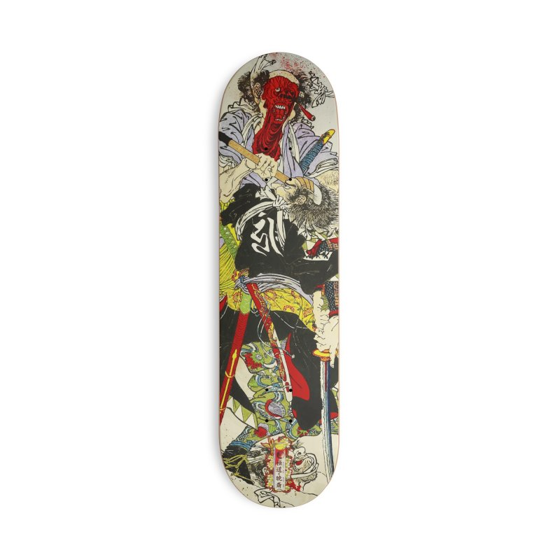 Gokudo x Kyousai Special Edition Deck Accessories Skateboard by Gokuten