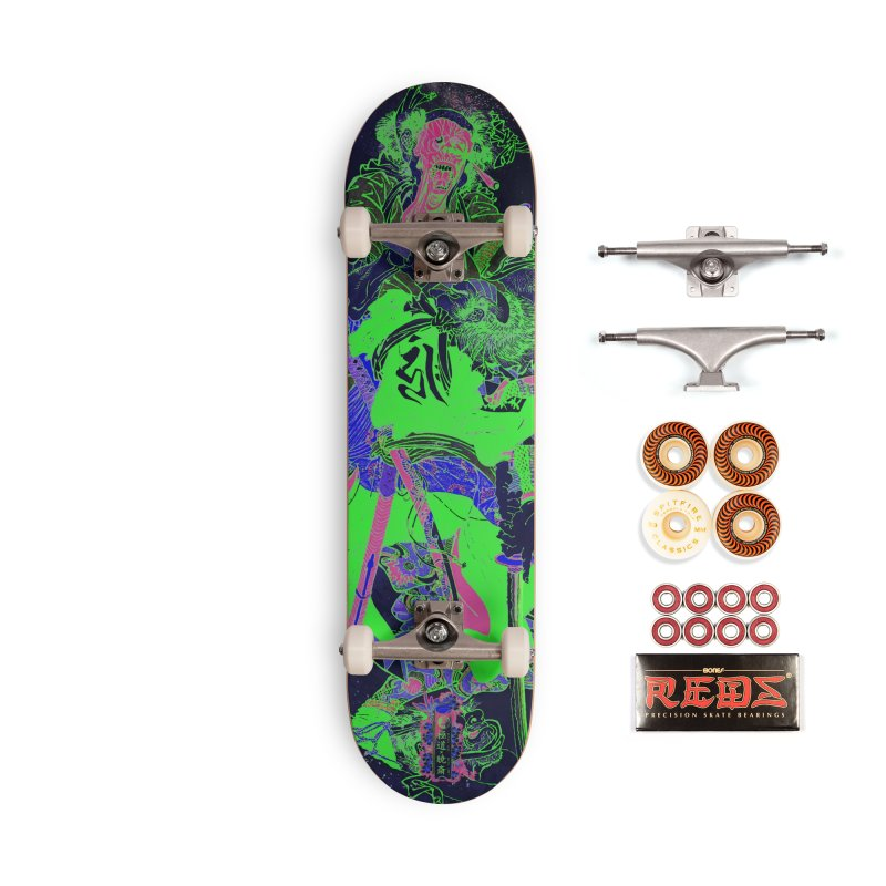 Gokudo x Kyousai Time Limited Edition Accessories Skateboard by Gokuten