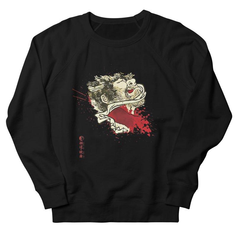Namakubi T-Shirt Men's French Terry Sweatshirt by Gokuten