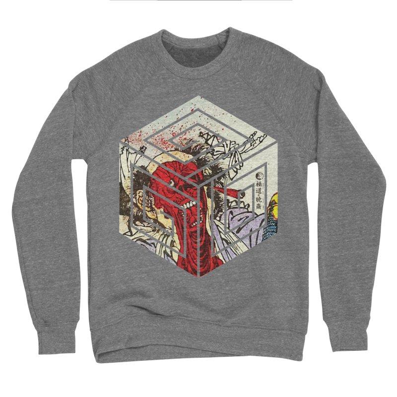 Face-Off T-Shirt Men's Sweatshirt by Gokuten