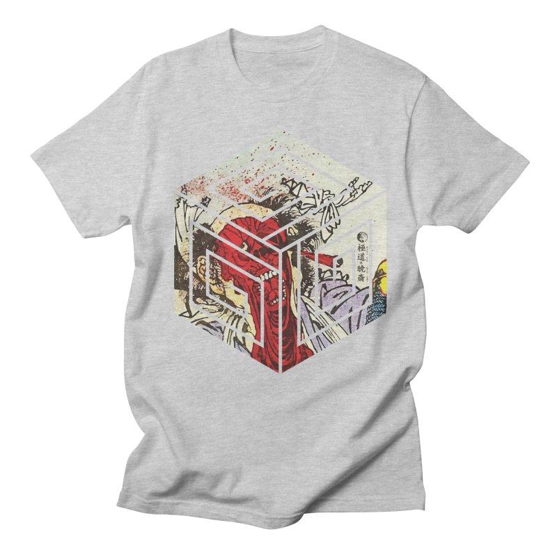 Face-Off T-Shirt Women's Regular Unisex T-Shirt by Gokuten