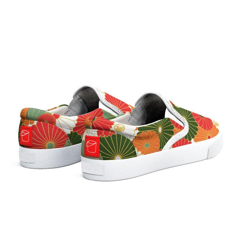 Gokudo Flowers Shoes Men's Shoes by Gokuten