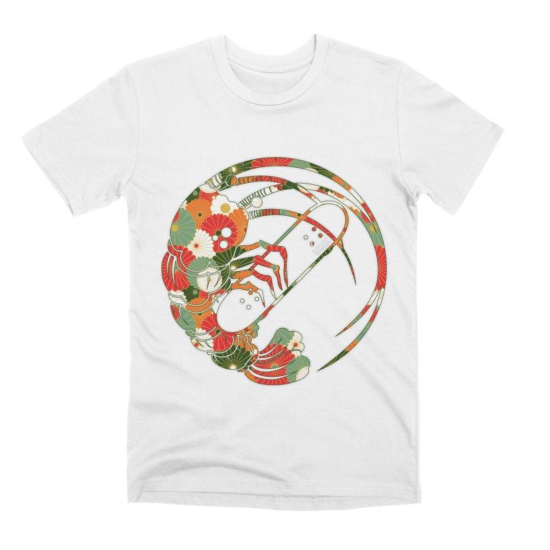 Gokudo Flowers T-Shirt Men's T-Shirt by Gokuten