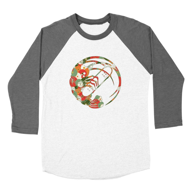 Gokudo Flowers T-Shirt Women's Longsleeve T-Shirt by Gokuten