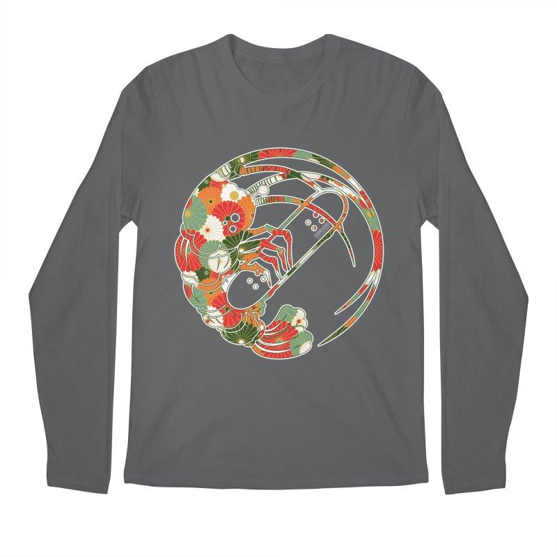 Gokudo Flowers T-Shirt Men's Longsleeve T-Shirt by Gokuten