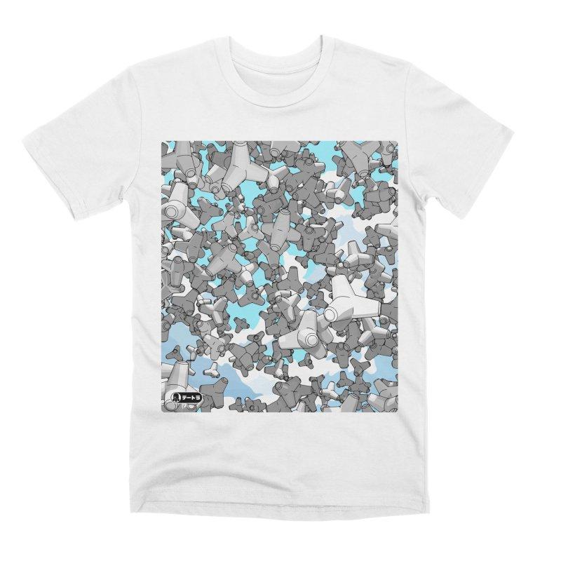 The Drop (Te-Tora 01) Men's T-Shirt by Gokuten