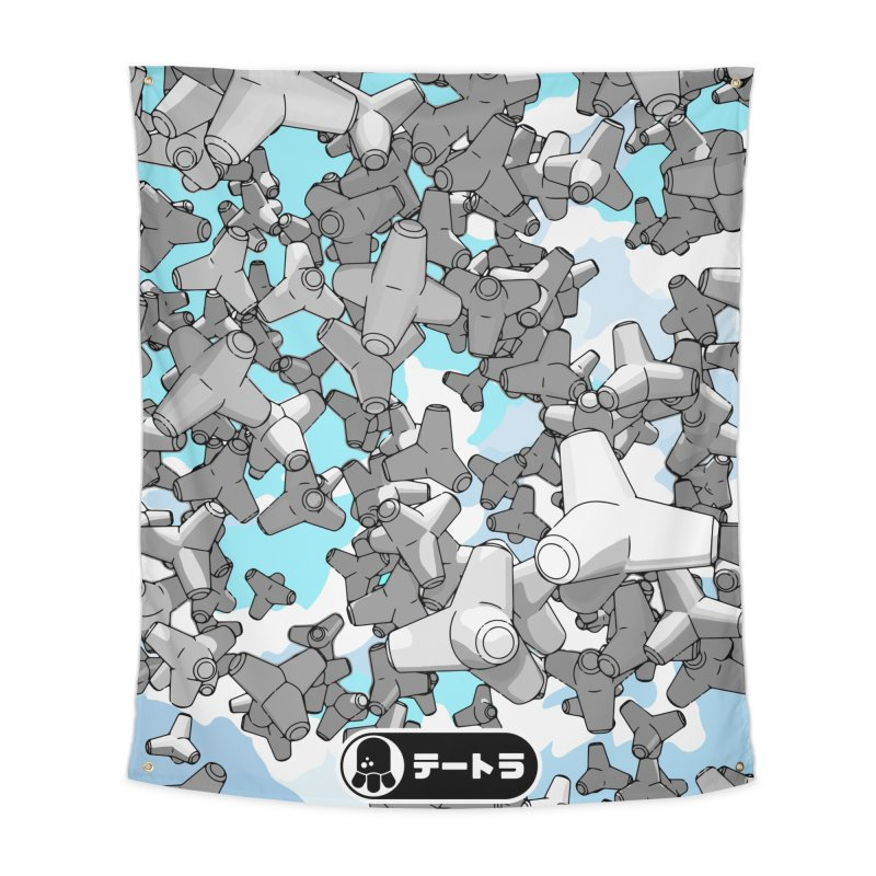 The Drop (Te-Tora 01) Home Tapestry by Gokuten