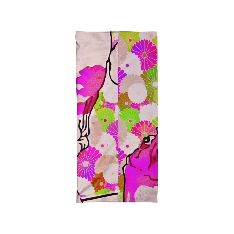 Gokudo Brutal Kill Deck - Shocking Pink Accessories Neck Gaiter by Gokuten