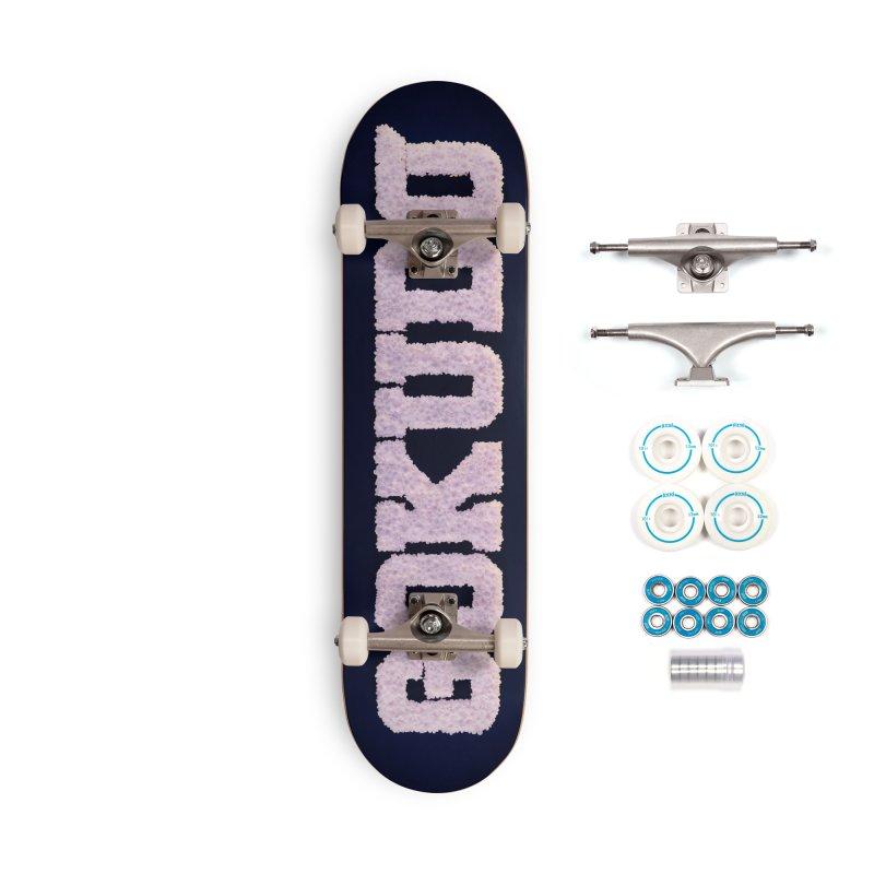 Gokudo Yozakura Deck Accessories Skateboard by Gokuten
