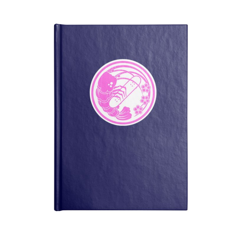 Gokudo Yozakura Logo Accessories Notebook by Gokuten