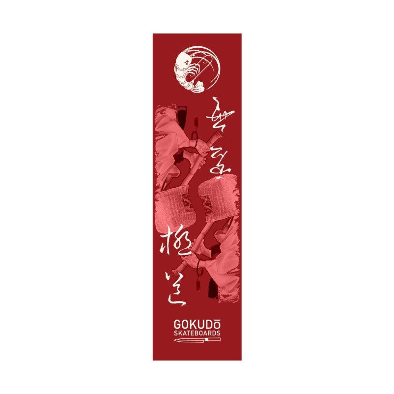 Gokudō Special Edition Deck [Komusō] Crimson Version by Gokuten