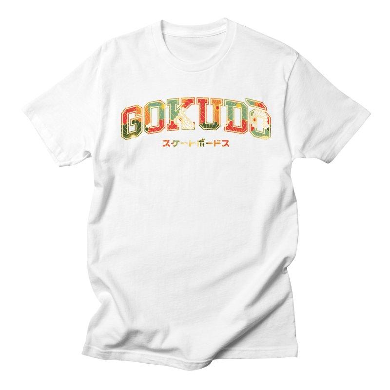 Gokudō Summer Heat Men's Regular T-Shirt by Gokuten