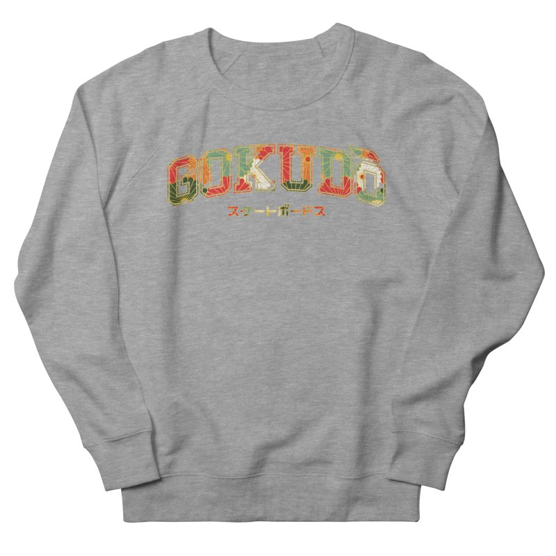 Gokudō Summer Heat Men's French Terry Sweatshirt by Gokuten