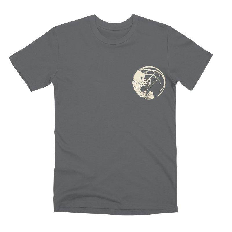 Gokudō Logo Cornsilk Men's T-Shirt by Gokuten