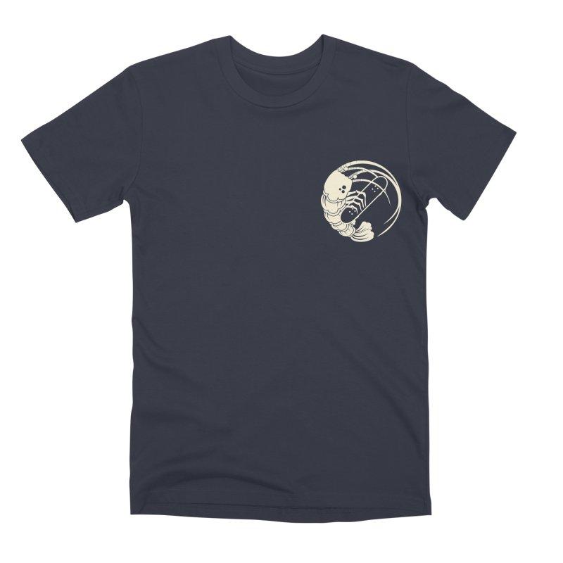 Gokudō Logo Cornsilk Men's Premium T-Shirt by Gokuten