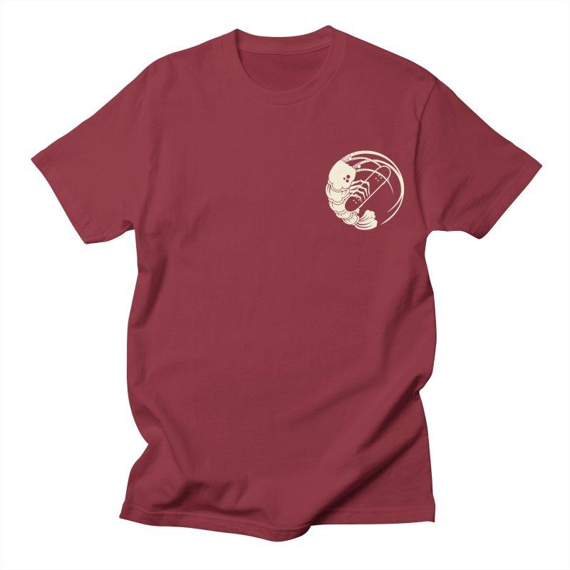 Gokudō Logo Cornsilk Men's Regular T-Shirt by Gokuten