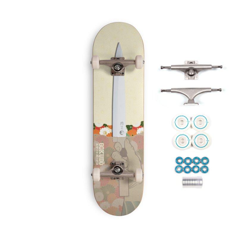 Gokudō Summer Cutter Accessories Complete - Basic Skateboard by Gokuten
