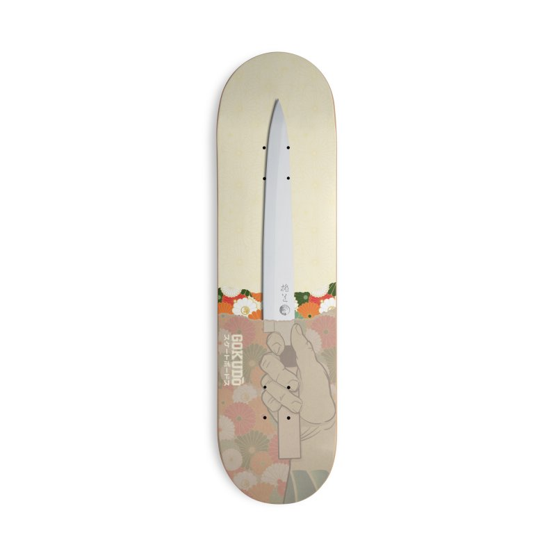 Gokudō Summer Cutter Accessories Skateboard by Gokuten