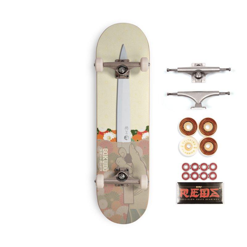 Gokudō Summer Cutter Accessories Skateboard by Gokuten